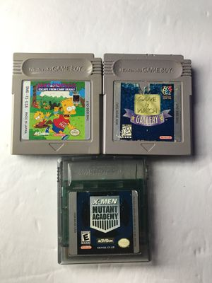 Gameboy games for Sale in Corona, CA