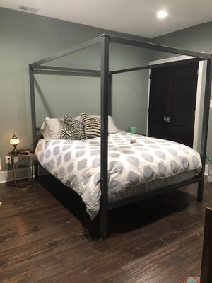 Canopy Bedframe for Sale in Washington, DC