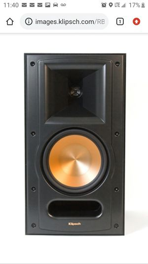Klipsch Reference RB 61 II loud speakers - NEW SEALED WARRANTY for Sale in Lakewood, CA