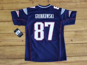 NWT Rob Gronkowski New England Patriots Nike Youth M Jersey for Sale in Tamarac, FL