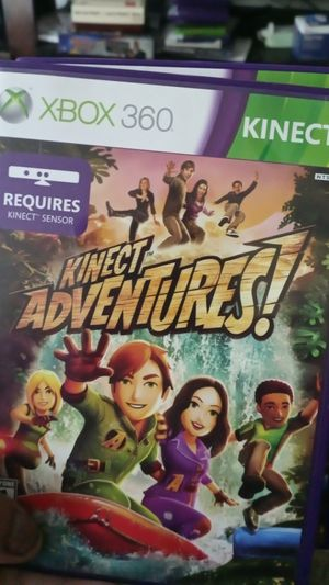 To Xbox 360 Kinect adventures games for Sale in Washington, DC