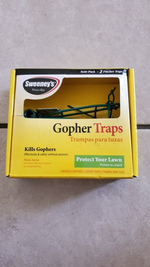 Sweeney's Gopher Traps for Sale in Chandler, AZ