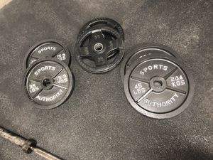 Barbell Weights for Sale in Bolingbrook, IL