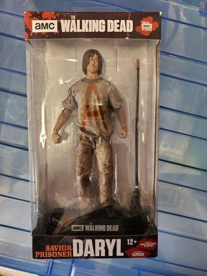 The Walking Dead Savior Prisoner Daryl 7 inch Action Figure for Sale in Kent, WA
