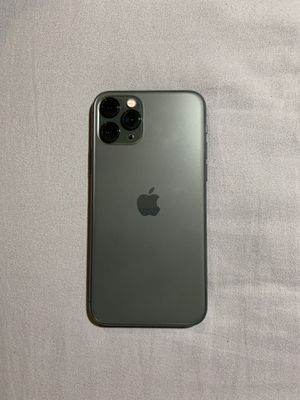 iPhone 11 Pro - Midnight Green - 64gb - Unlocked for Sale in Kaneohe, HI