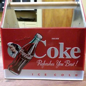 Antique Model Coke Bottle Tray for Sale in Pittsburgh, PA
