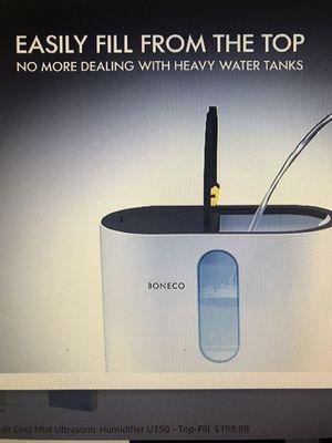 Boneco humidifier for Sale in Elizabeth, NJ
