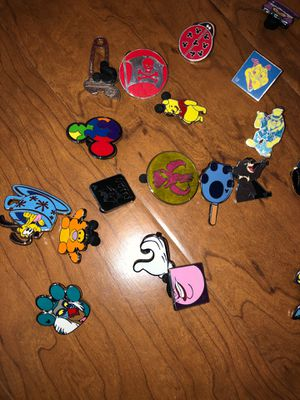 Disney collectible pins 10 for $20 Disneyland for Sale in Chula Vista, CA