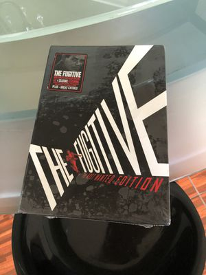 The fugitive DVD for Sale in Haines City, FL