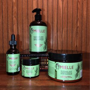 All Brand NEW!!! 🔘 Mielle brand Hair Care - Rosemary Mint (((PENDING PICK UP TODAY 4-5pm))) for Sale in Chesapeake, VA