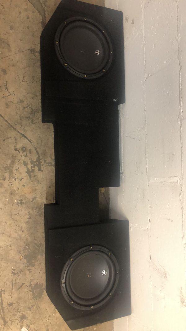 Ram 2500 sub box