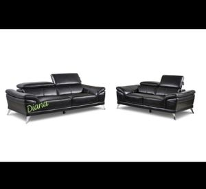 2pc Sofa & Love Seat (Cash $1045) $5 DOWN NO CREDIT NEEDED for Sale in Houston, TX