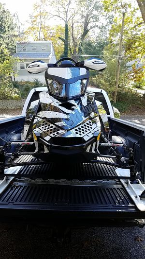 Skidoo mxz 800r x snowmobile mint ski doo for Sale in Miller Place, NY