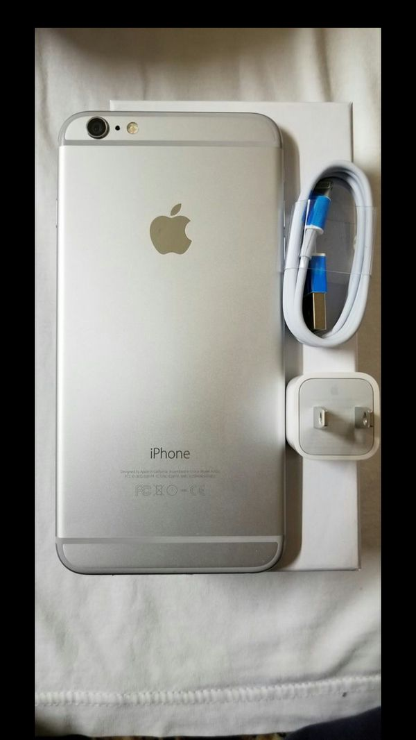IPhone 6 Plus, UNLOCKED//Excellent Condition, Looks like New//Price is Negotiable