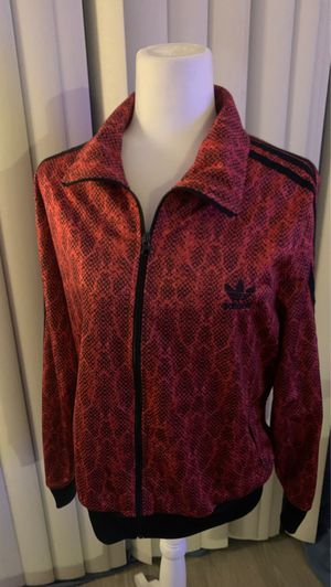 Adidas Jacket women's large for Sale in Los Angeles, CA