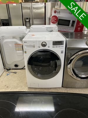 😍😍Washer LG Large Capacity Front Load #1007😍😍 for Sale in Satellite Beach, FL