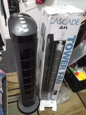 Cascade Tower Fan for Sale in Commerce, CA