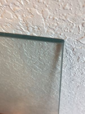 Cut Glass 30 x 78 for Sale in Azle, TX