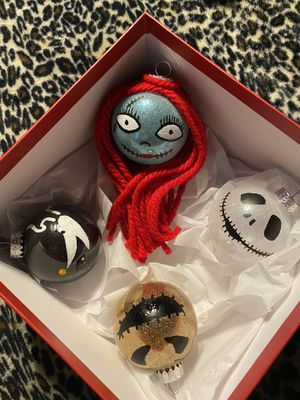Nightmare before Christmas ornaments for Sale in Lemon Grove, CA