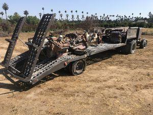 Flatbed trailer for Sale in Riverside, CA