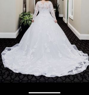 Wedding dress for sale !! for Sale in Vancouver, WA