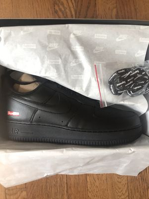 Supreme Nike Air Force 1 for Sale in Los Angeles, CA