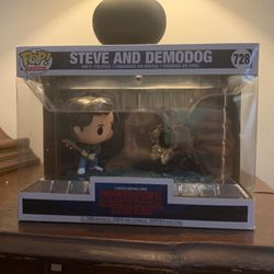 Stranger Things Steve Harrington And Demodog Funko Pop for Sale in Escondido,  CA