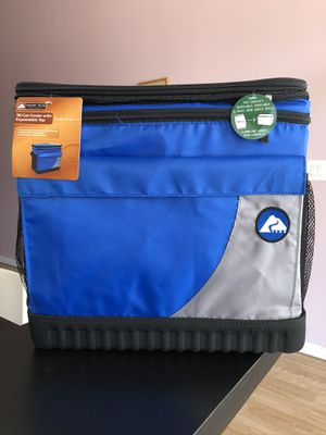 Ozark Trail 36 Can Cooler With Expandable Top — Brand NEW for Sale in Feasterville-Trevose, PA