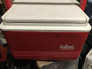 Igloo cooler for Sale in Trumbull, CT