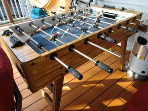 Free foosball table for Sale in Bellevue, WA