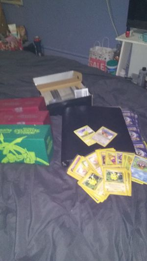 Pokemon Card Collection for Sale in Pearl City, HI