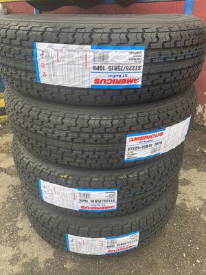 ST225-75-15 trailer tire new $$95 for Sale in Nashville, TN