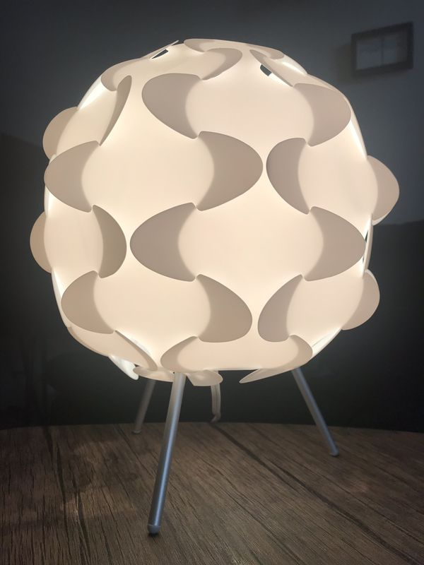 Ikea Fillsta Puzzle Lamp For Sale In Evanston Il Offerup