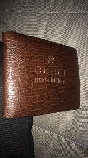 Gucci Wallet for Sale in Haverhill, MA