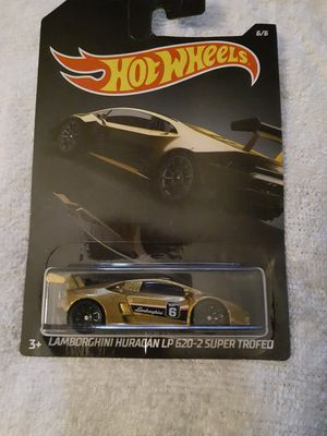 Hotwheel Lamborghini huracan lp for Sale in New Albany, IN