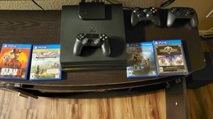 PS4 PRO 1 TB & sorted Games for Sale in San Marcos, CA