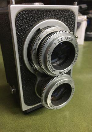 NICE Ricoh Anastigmat TLR Camera RicohFlex for Sale in Spokane Valley, WA