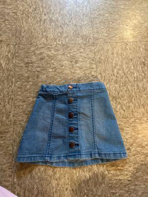 Toddler Girls Denim Skirt for Sale in Lyons, IL