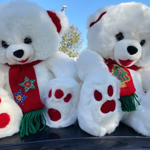 Holiday Teddy Bear Set for Sale in Ontario, CA