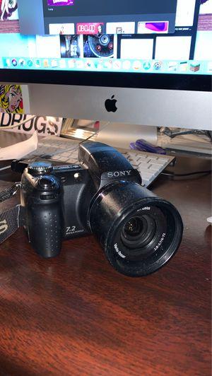 Sony camera cyber shot for Sale in Miami, FL