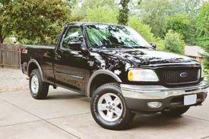 Ford F-150 2003 BLACK Color Truck ☄️ for Sale in Amarillo, TX