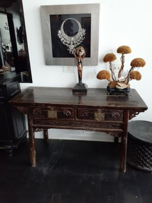 Antique Asian Altar Table for Sale in Bloomfield Hills, MI