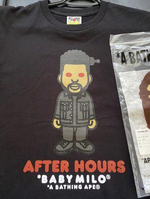 The Weeknd X BAPE for Sale in Alameda, CA