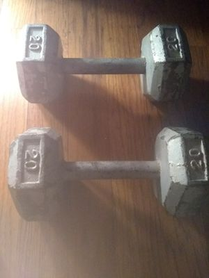 dumbbells for Sale in San Bernardino, CA