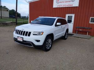 2015 Jeep Grand Cherokee for Sale in San Marcos, TX