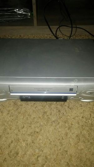 DVD and cassette player with tapes for Sale in Smyrna, TN