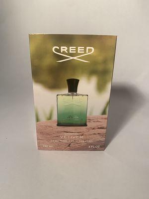 Creed Vetiver original for Sale in San Bernardino, CA