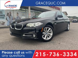 2016 BMW 5 Series for Sale in Morrisville, PA