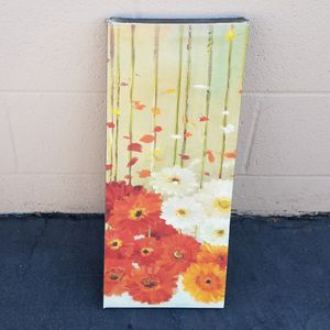 Canvas Hanging Decor - as shown for Sale in Riverside, CA