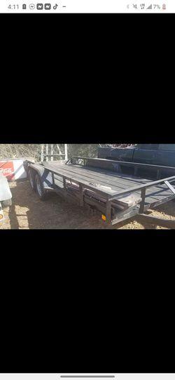 2018. 16 ft utility trailer for Sale in San Antonio,  TX